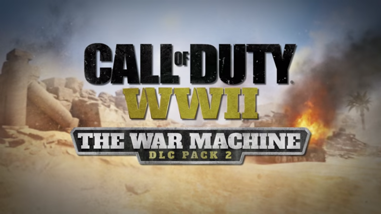 Call of Duty: WWII - The War Machine DLC 2 trailer released