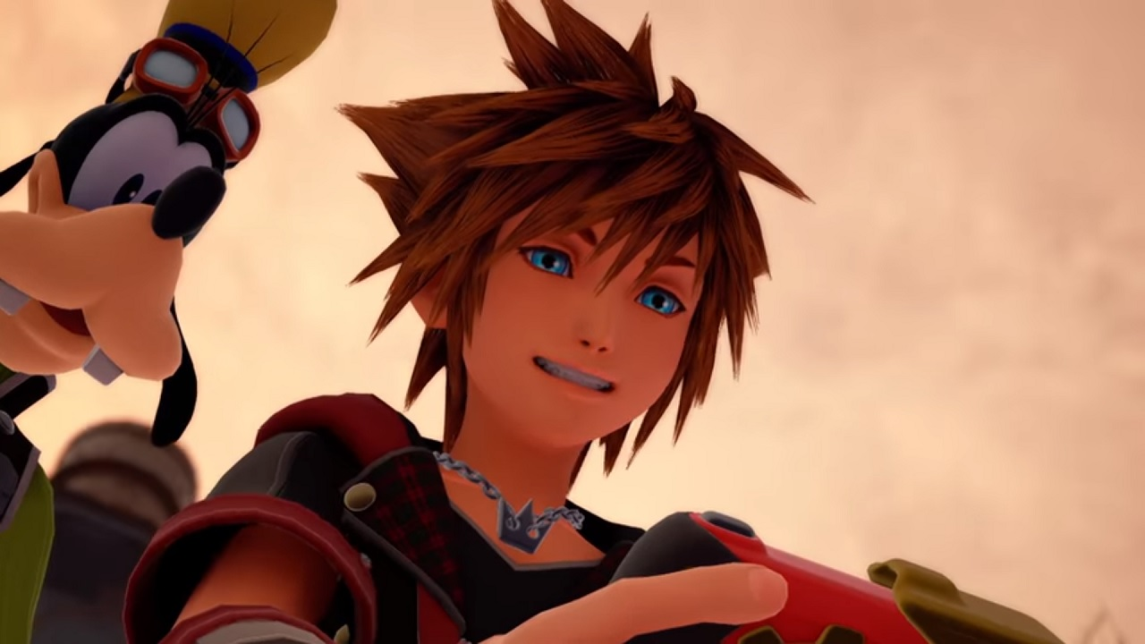 New Kingdom Hearts 3 Trailer Shows Off Nostalgic Mini-Game
