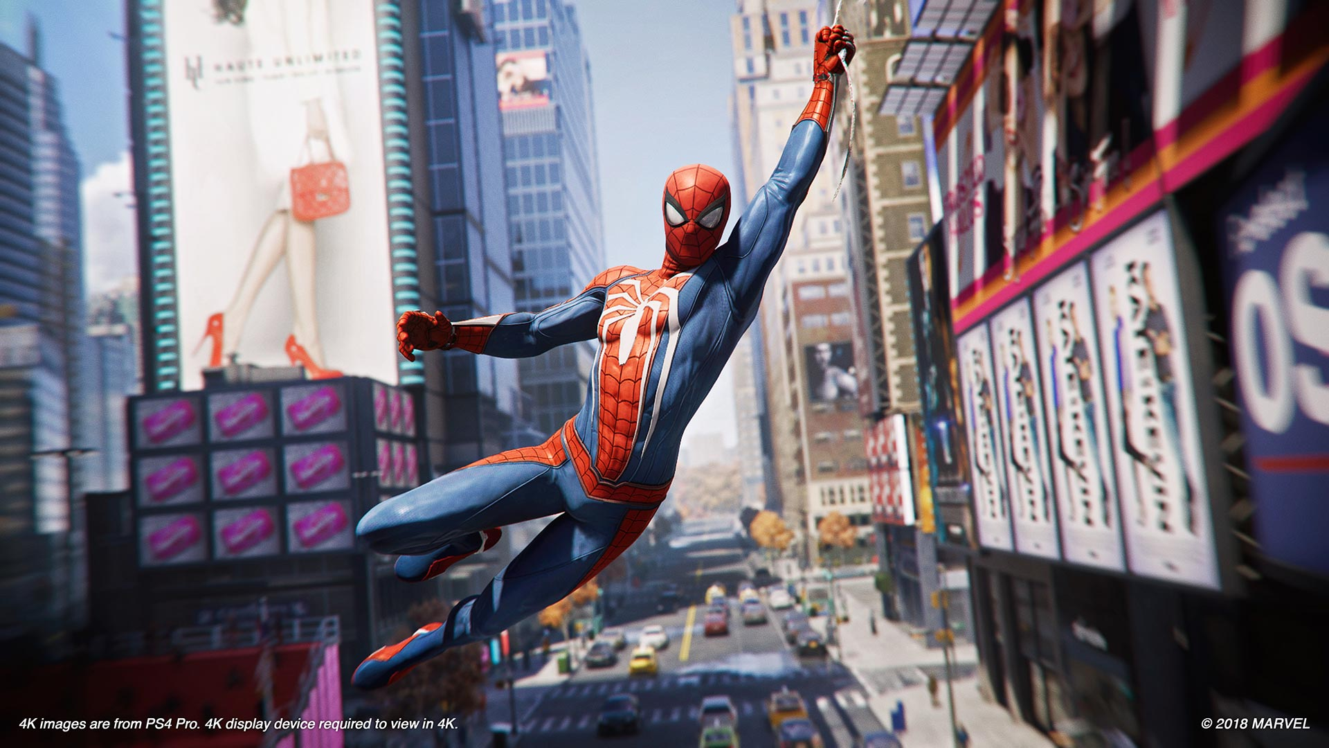 Spider-Man PS4 Features 1000 One-Liners