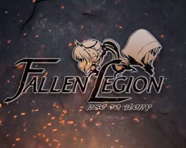 Fallen Legion: Rise to Glory title