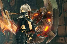 God Eater 3 female protagonist