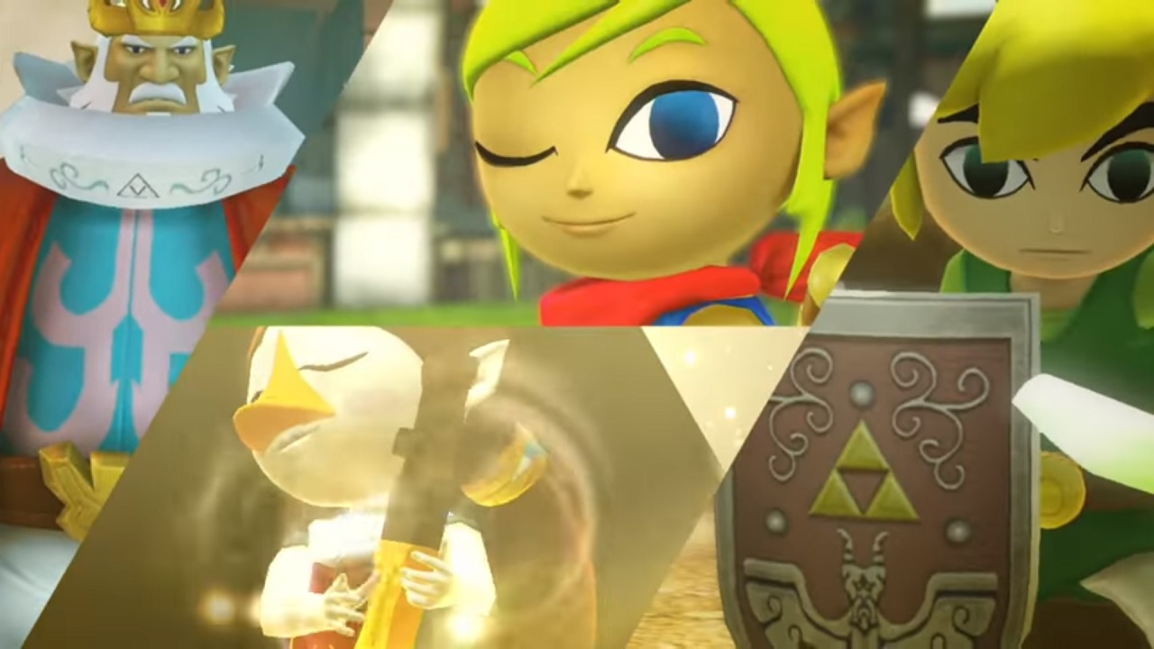Hyrule Warriors: Definitive Edition characters