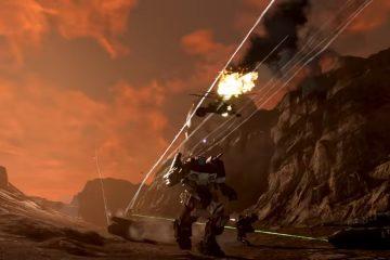 MechWarrior 5: Mercenaries fight
