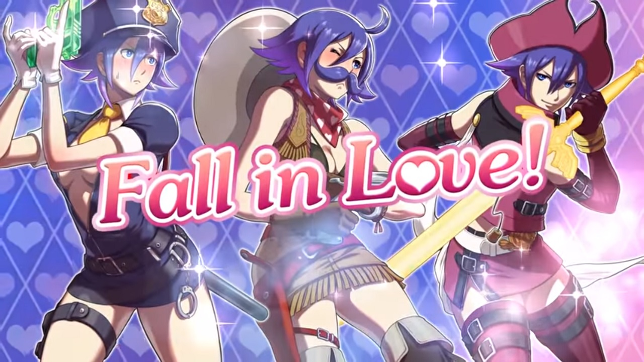 SNK Heroines Love Heart