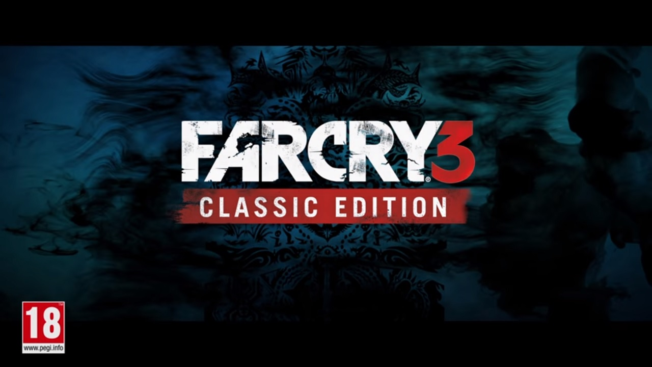 Far Cry 3 Classic Edition Gets New Celebratory Trailer For Launch