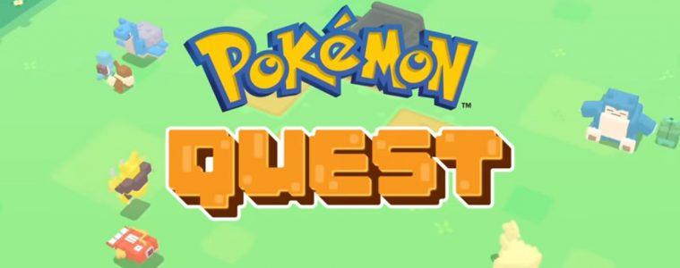 Pokemon Quest title