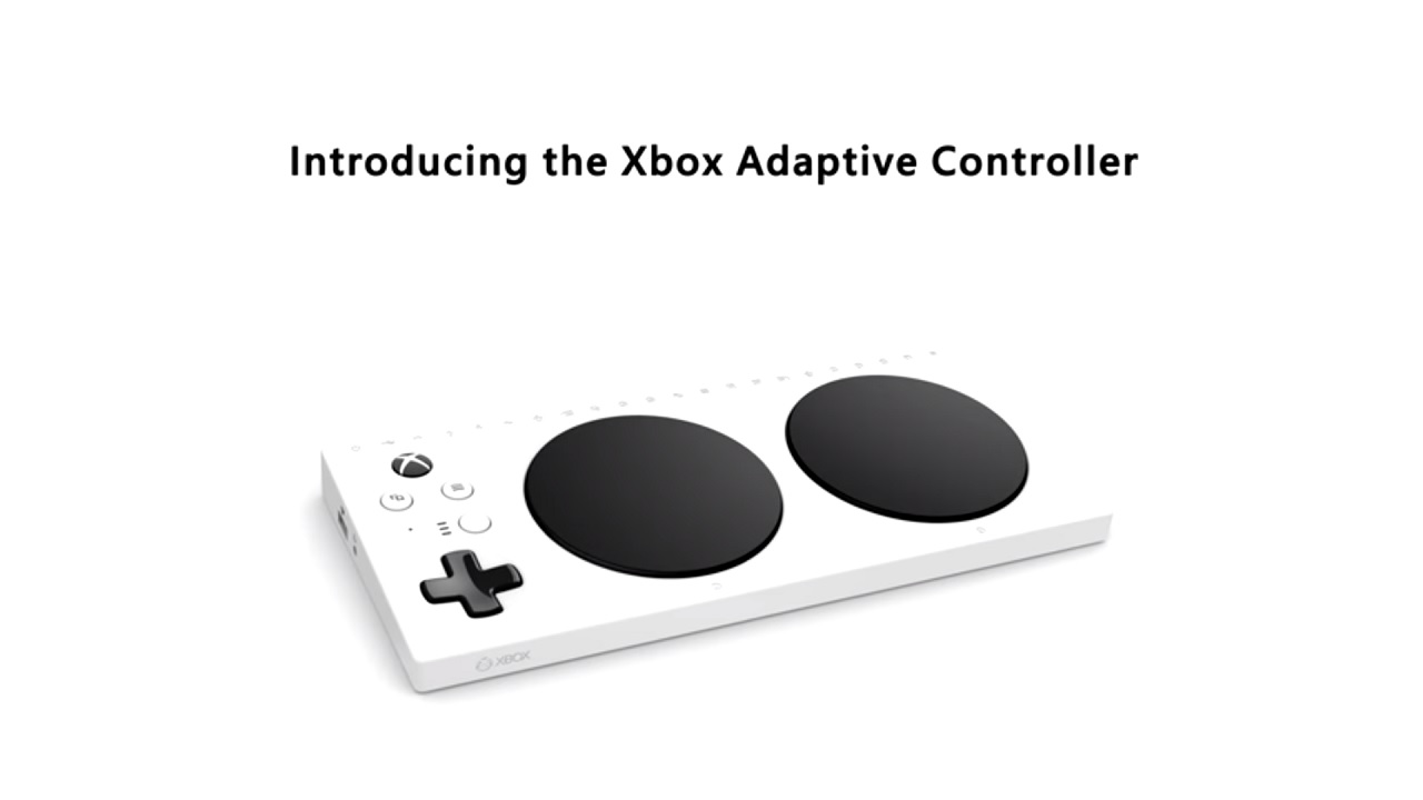 xbox adaptive controller look