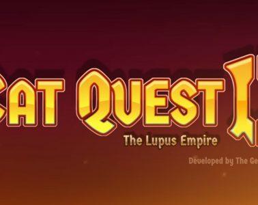 Cat Quest II: The Lupus Empire title