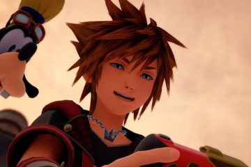 Kingdom Hearts III Sora and Goofy