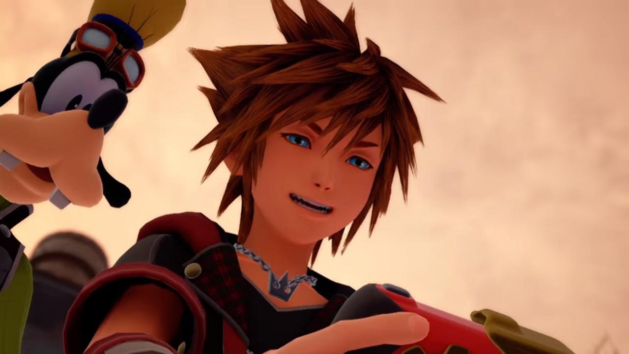 Kingdom Hearts III Sora and Goofy