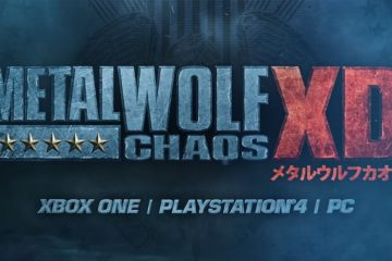 Metal Wolf Chaos XD title