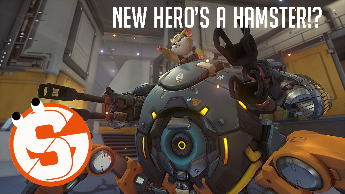 Overwatch Wrecking Ball