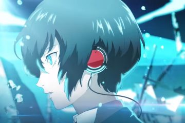 Persona 3: Dancing in Moonlight protagonist