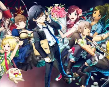 Zanki Zero: Last Beginning group