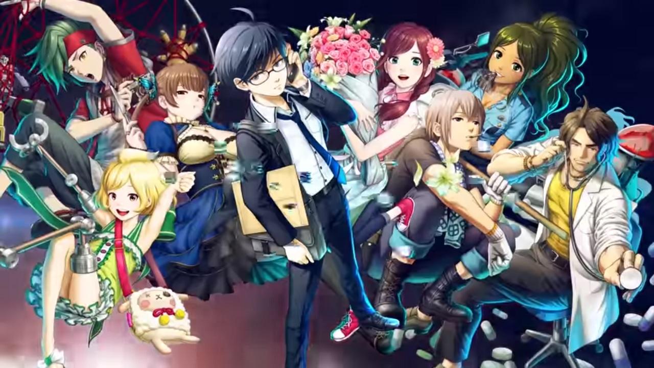 Zanki Zero: Last Beginning group