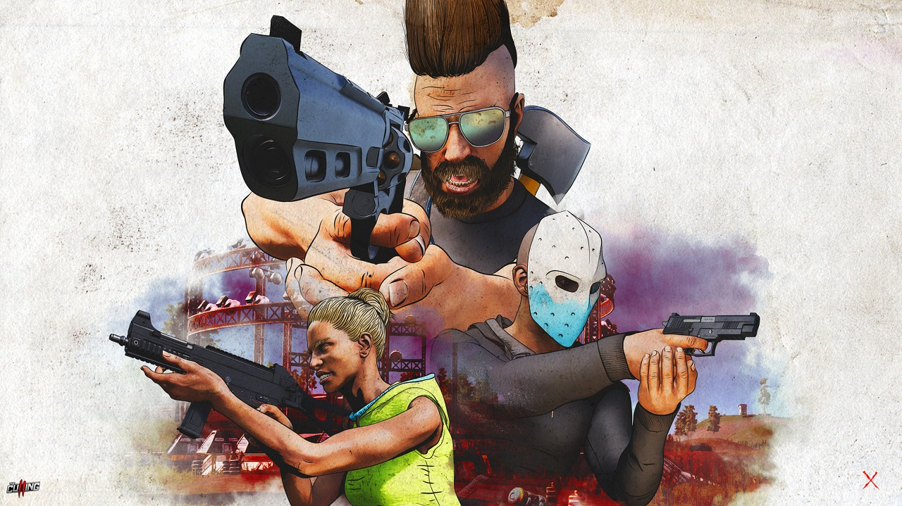 The Culling II new characters
