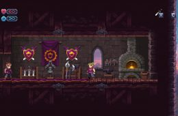 Chasm new stage
