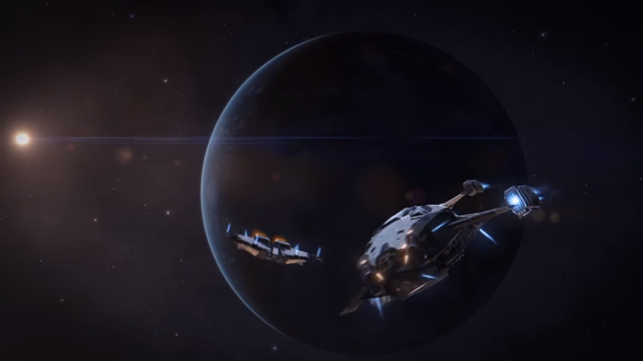 Elite Dangerous: Beyond – Chapter Two Gets New Trailer