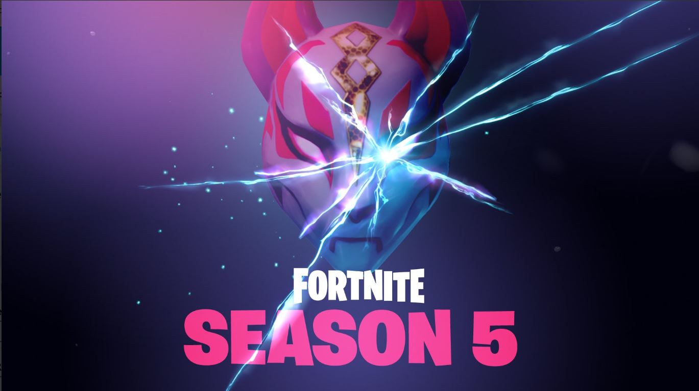 Fortnite Season 5 coming soon