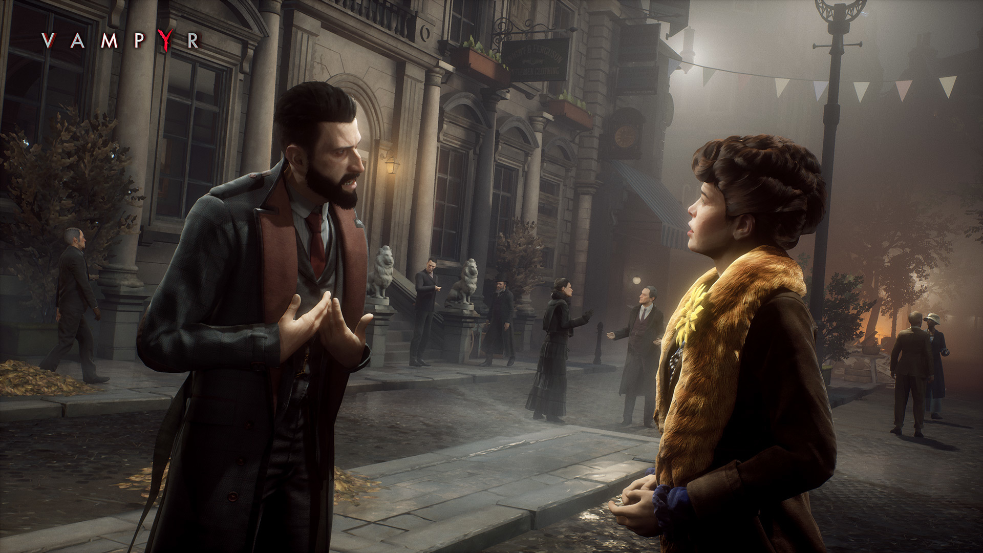 Vampyr Review - Feels So Good To Be Bad