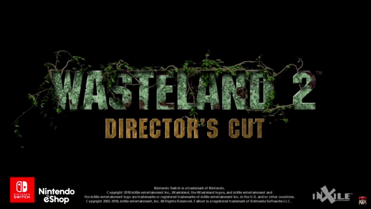 Wasteland 2: Director's Cut Switch