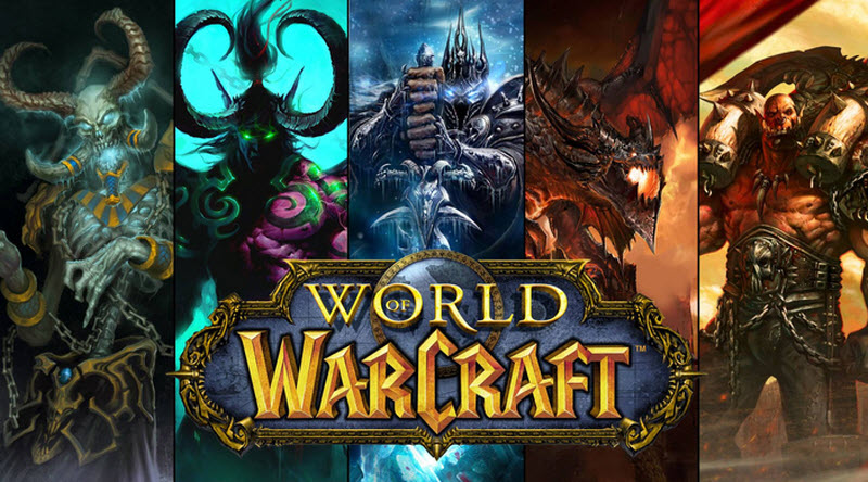 World of Warcraft title