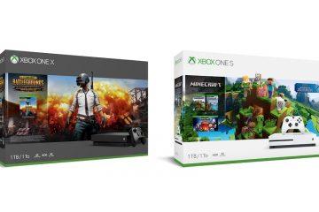 Xbox One Console bundles