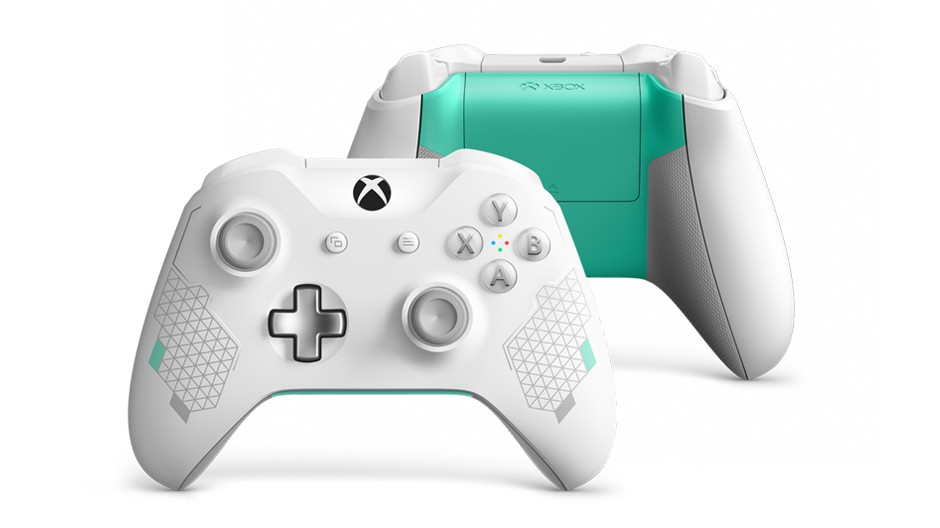 Xbox One Sport White Controller