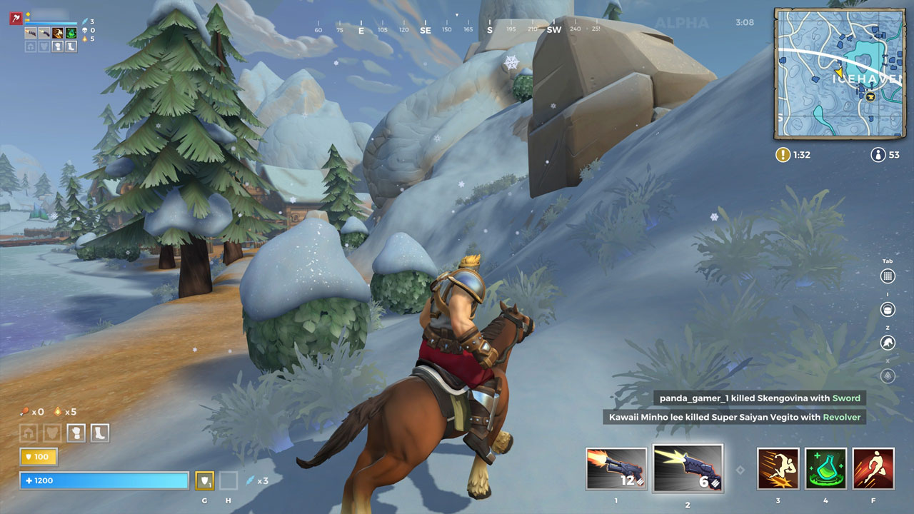 A Look at Realm Royale - The Paladins of the Battle Royale Genre