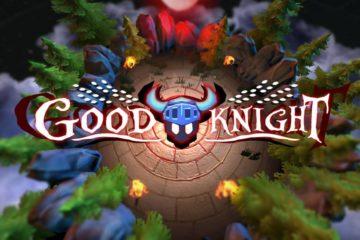 ESGS 2018 RetroFutureStudios Good Knight