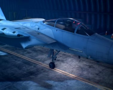 ace combat 7 skies unknown jet fighter