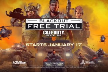 Call of Duty: Black Ops 4 Blackout free trial