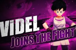 Dragon Ball FighterZ Videl