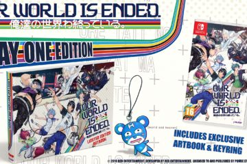 Our World is Ended day one edition