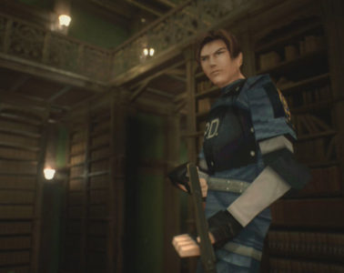 Resident Evil 2 Leon classic