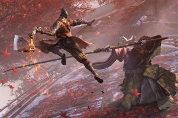 Sekiro: Shadows Die Twice fight