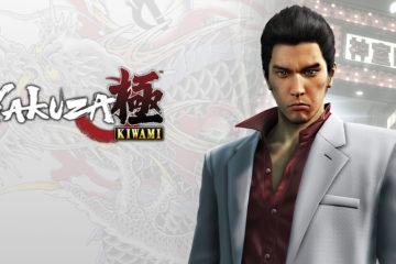 Yakuza Kiwami Kazuma Kiryu