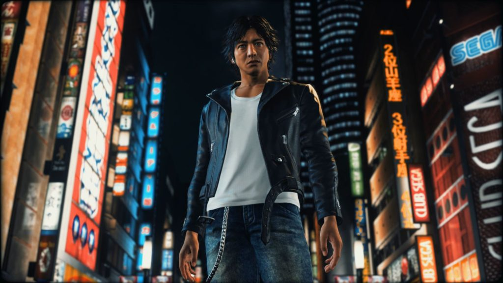 Judgment PS5 Remaster comes out on April 23rd