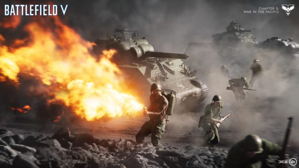 Battlefield 6 Designed for next-generation consoles, but can run on the current generation