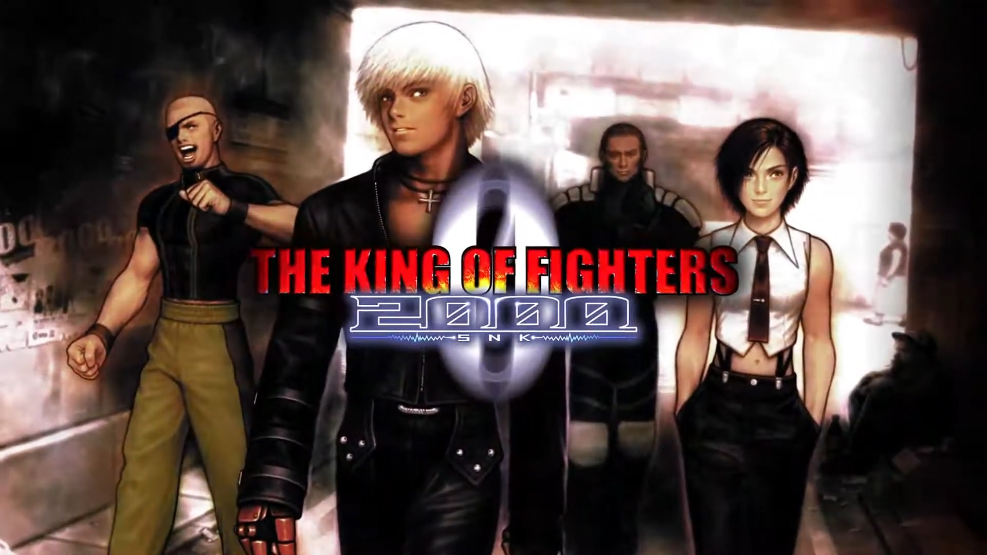 Snk The King Of Fighters 2000 01