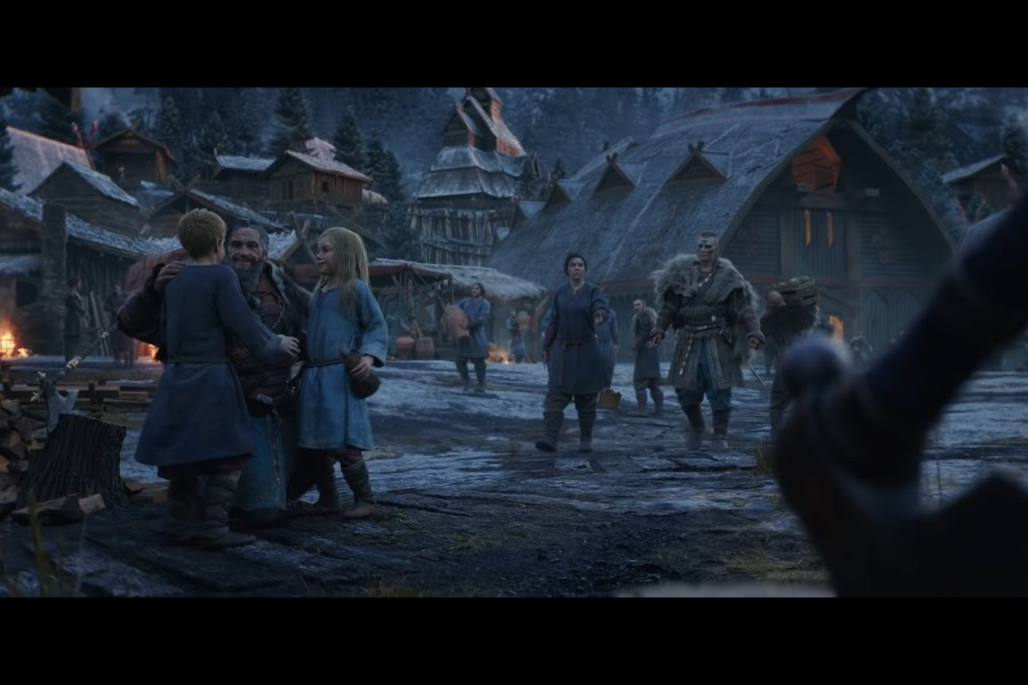 Assassins Creed Valhalla How Settlements Become Center Feature