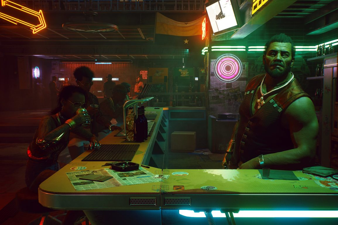 Cyberpunk 2077 Lets Players Choose Different Types of ...
