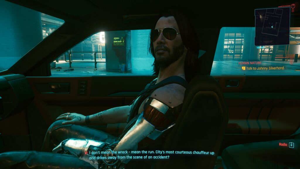 Cyberpunk 2077 may have just had more missions in New Discovery