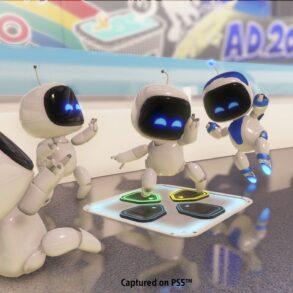 astro's playroom team asobi