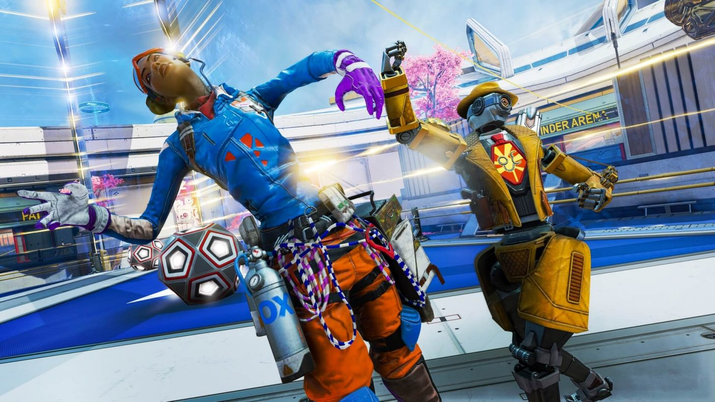 Apex Legends Season 9 Might Introduce A New Legend Soon Sirus Gaming