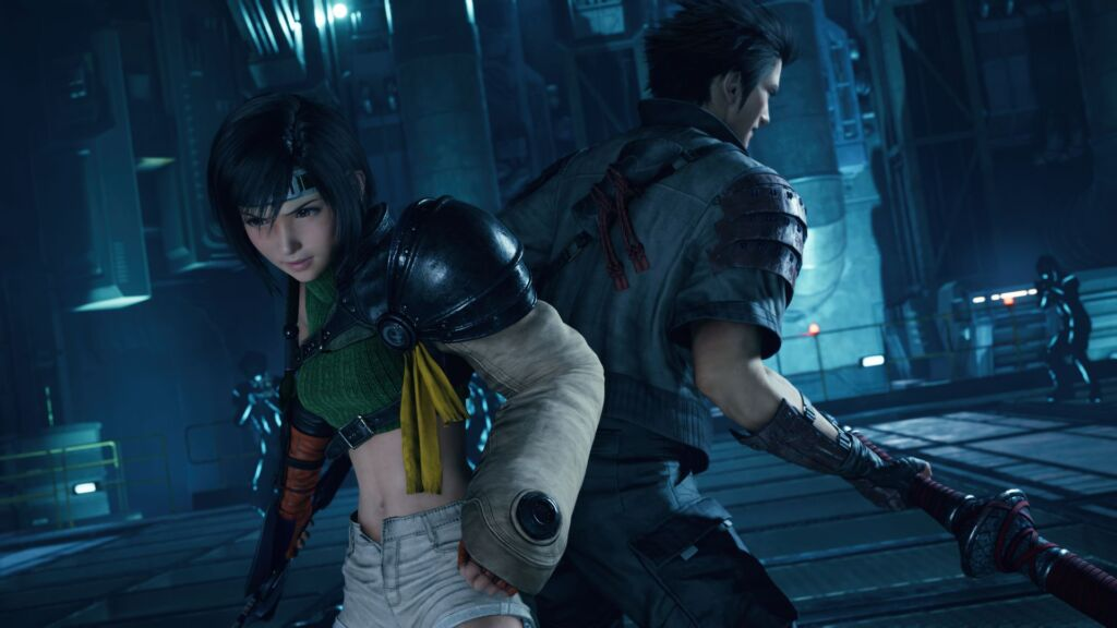 Final Fantasy VII Remake PS5 Version Finally Fixes Low Resolution Door Textures