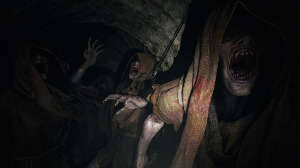 Resident Evil Village plans already made while RE7 was in development