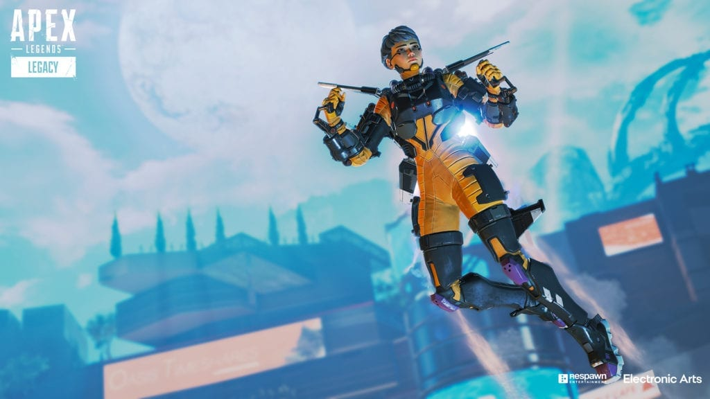 Apex Legends servers overloaded due to new seasonal release
