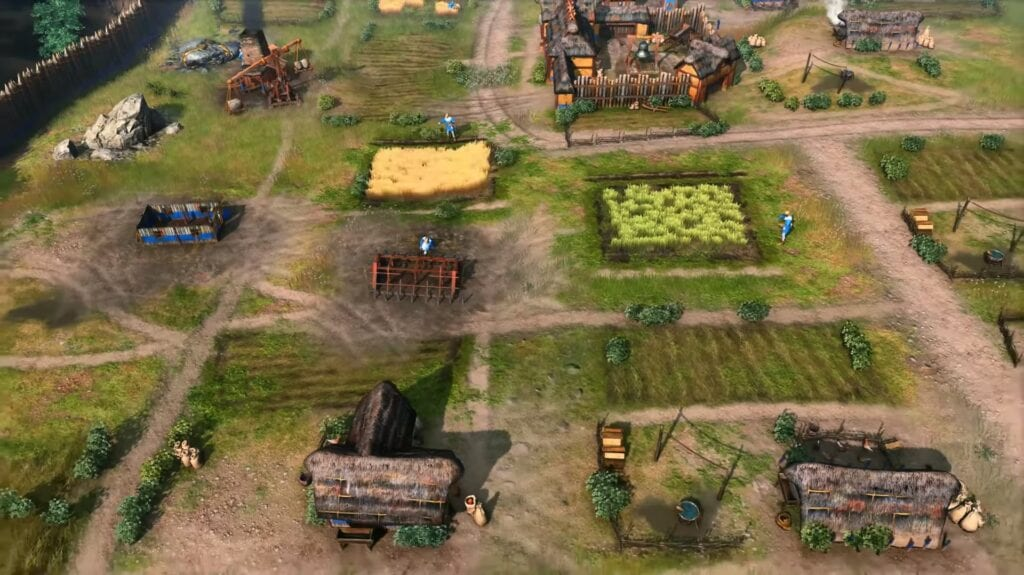 Age of Empires 4 Official Gameplay Trailer Released