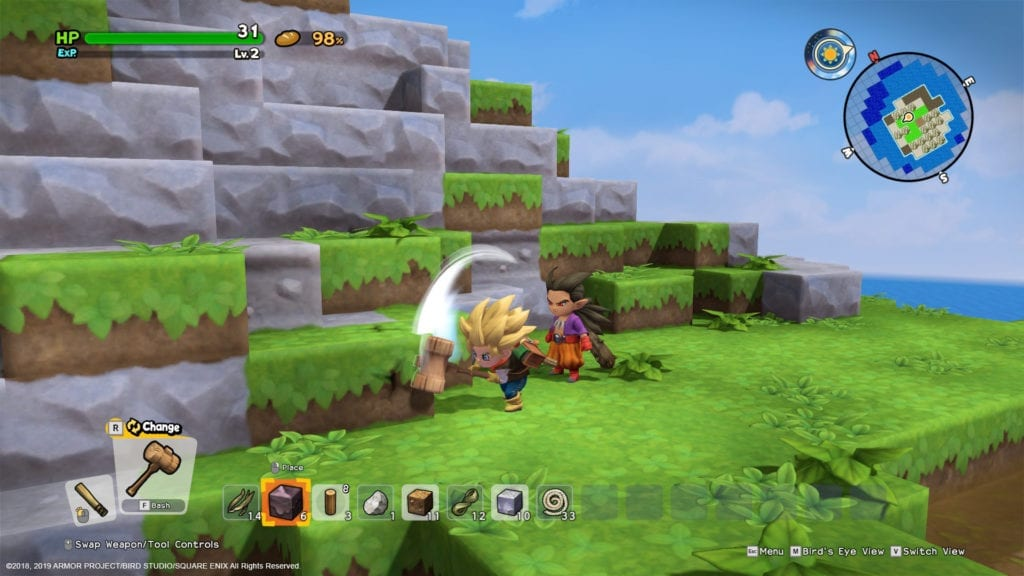Dragon Quest Builders 2 is out on Xbox today with launch trailer